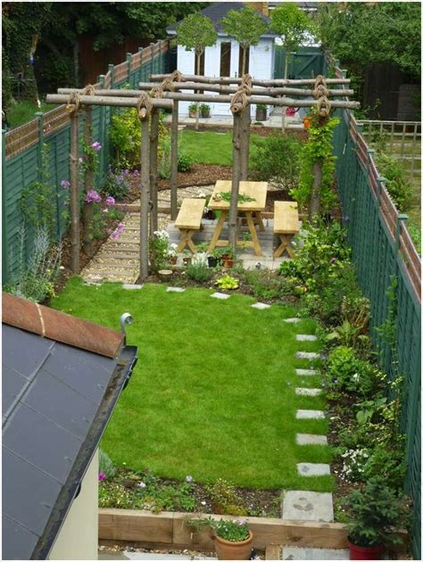 long narrow backyard landscaping ideas 10 awesome ideas to design long and narrow outdoor spaces