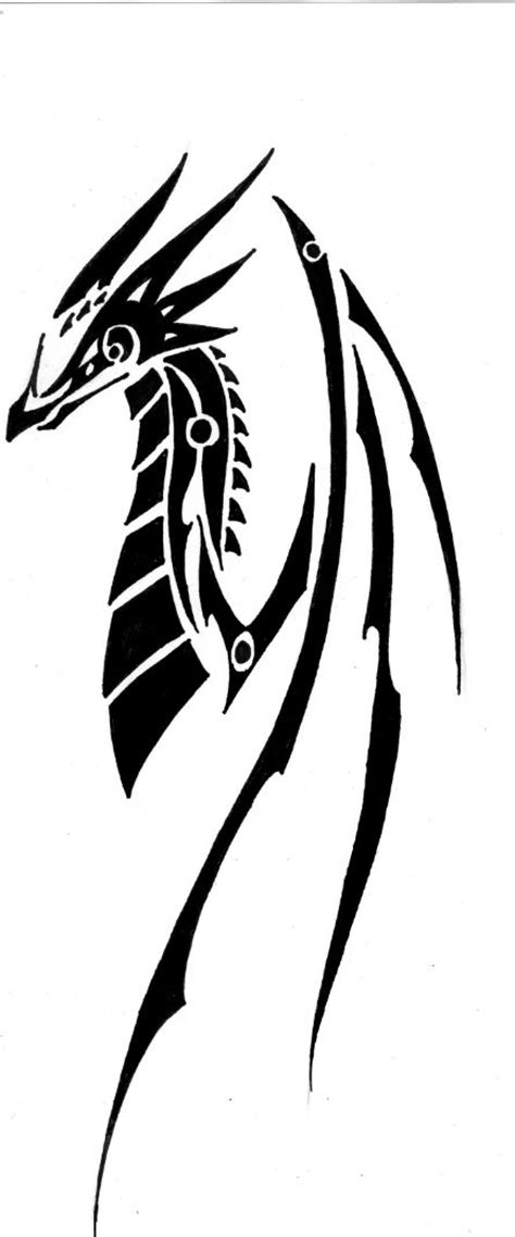 tribal tattoos skyrim tribal 4 by blackdragonsong want updates and more