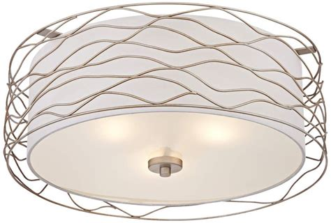 possini rivulet 18 w spun silver metal ceiling light 46 best for the home images on handrails