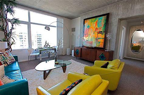 decoraci 243 n de salones al estilo retro pop decorar hogar