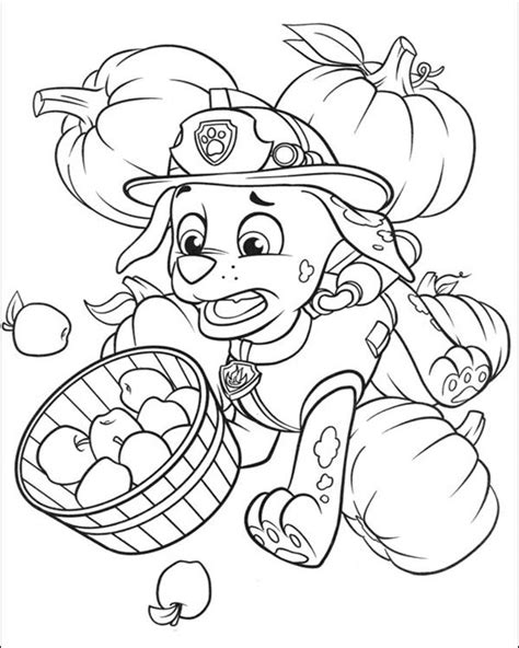 paw patrol pumpkin stencil marshall colouring pages for paw patrol coloring pages to print getcoloringpages com