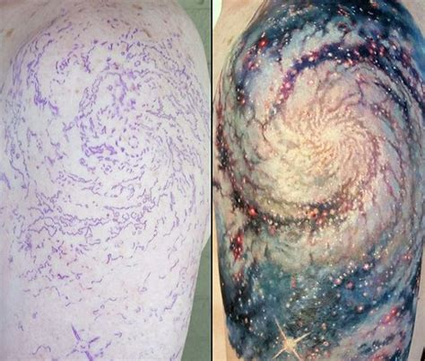 star galaxy tattoo designs 70 outer space tattoos for galaxy and constellations