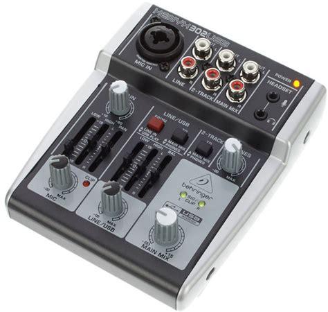 Mixer Xenyx 302 Usb behringer xenyx 302 usb