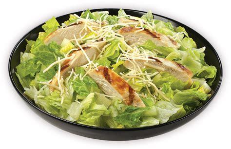 Backyard Burger Grilled Chicken Salad Grilled Chicken Caesar Salad Fast Food