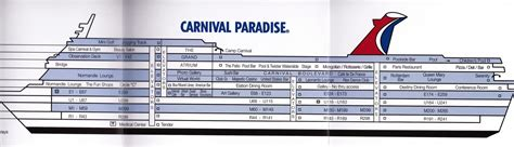Carnival Paradise Floor Plan | haynes world ta carnival paradise part 1