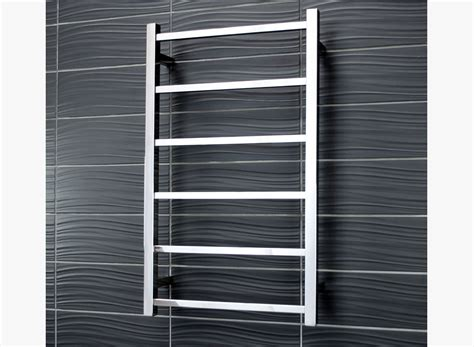 bathroom towel rails non heated square non heated towel rail 500x830 cooks plumbing