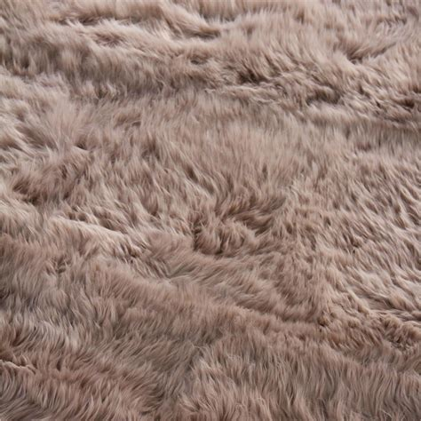 brown fur rug exquisite rugs sheepskin modern classic light brown fur rug 13 6 quot x 17 6 quot kathy kuo home
