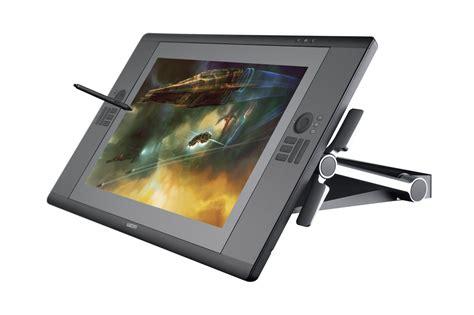 Tablet Wacom Wacom Cintiq 24hd Review Graphics Tablet Reviews