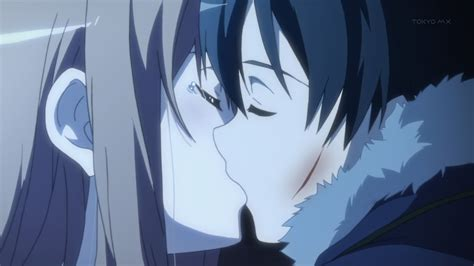 anime kiss autumn 2012 week 12 anime review avvesione s anime blog