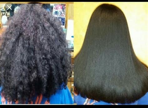 chemical relaxer and colour grey hair for blacks chemical relaxer hair straighteners pinterest