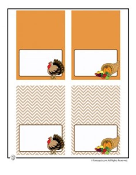 decorating printable thanksgiving place cards printable thanksgiving placecards decorations woo jr