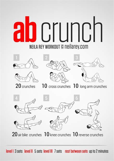 abs workout  men  home  equipment