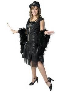 1920 s halloween costumes 1920s black jazz flapper costume flapper costumes