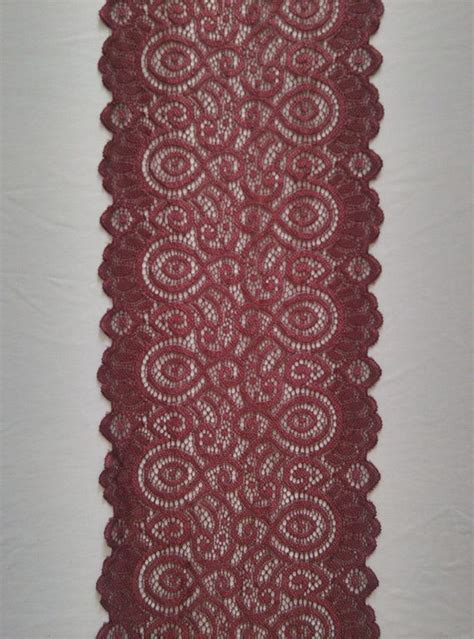 burgundy lace table runner 17 best ideas about lace table runners on lace