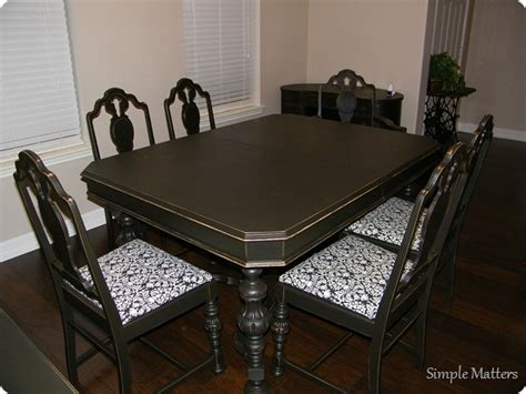 black painted dining table black antique dining set painted dining sets
