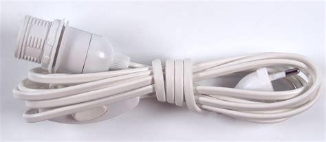 Wandlen Mit Schalter Und Kabel by Steckerleitung Zuleitung Len Kabel 4 M Mit Schalter