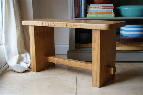 small wooden bench makemesomethingspecial co uk