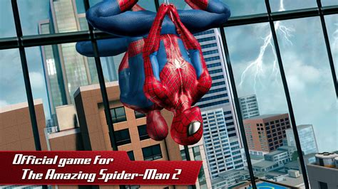 the amazing apk the amazing spider 2 apk v1 2 1d for android apklevel