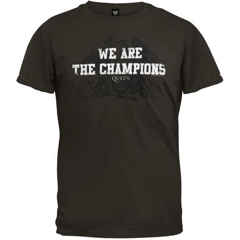 T Shirt We The 1 we are the chions soft t shirt brown ebay