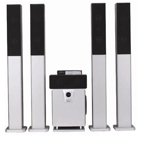 5 1 ch tower home theater speaker system t6046h china