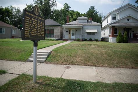 Muhammad Ali House by What S Going On With Muhammad Ali S Boyhood Home In