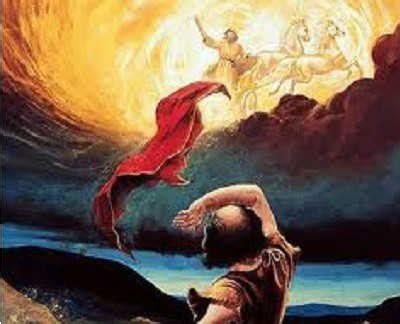 swing heaven stories elijah taken up to heaven in chariot of fire