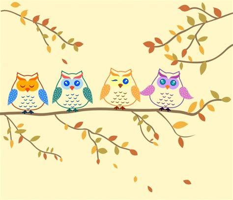 wallpaper owl biru koleksi gambar gambar kartun lucu owl terbaru 2018 sapawarga