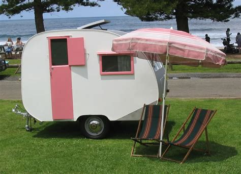 small caravan cherish maree vintage we love retro caravans