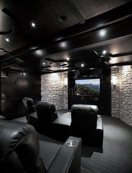 männer wohnzimmer 80 heimkino design ideen f 252 r m 228 nner maskulin room