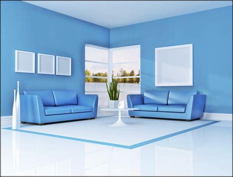 model interior rumah warna biru 23 rumah jos