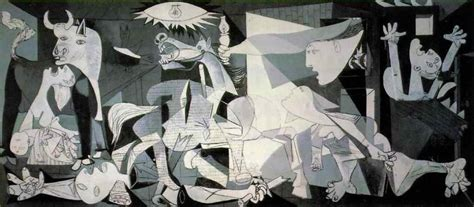 picasso works guernica guernica by pablo picasso