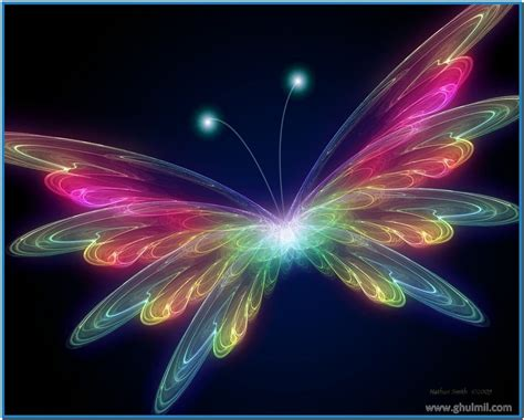 download fantastic butterfly screensaver animated free butterfly wallpaper and screensavers wallpapersafari