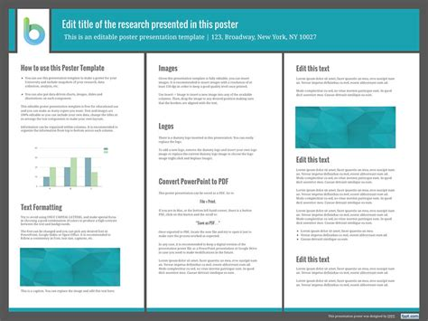 free ppt templates for research presentation 91 powerpoint poster templates for research poster