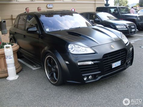 Porsche Macan Magnum by Porsche Cayenne Techart Magnum 2007 4 March 2014