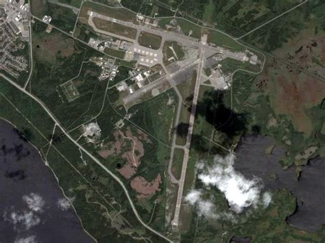 Ee  Gander International Airport Ee