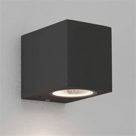 black exterior lights astro lighting 7126 chios 80 exterior ip44 wall light in black