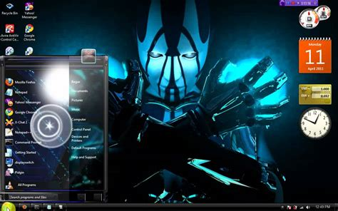 download theme for windows 7 hacker hack theme windows 7 youtube