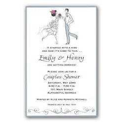 weiss vintage couples shower invitations paperstyle