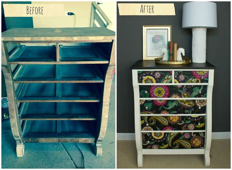 superior Wall Decor Painting Ideas #5: decoupage-dresser-mod-podge-fabric-makeover-chalk-paint-decoupage-home-decor.jpg?size=1200x1200