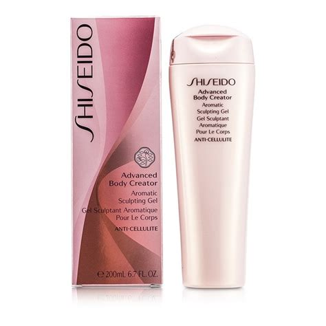 Shiseido Aromatic Sculpting Concentrate Anti Cellulite by Advanced Creator Aromatic Sculpting Gel Anti