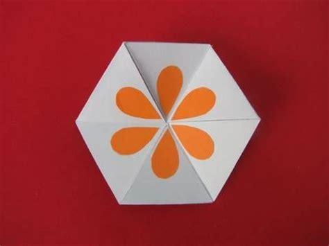 Origami Hexaflexagon - 17 best images about flexagon on artist s book