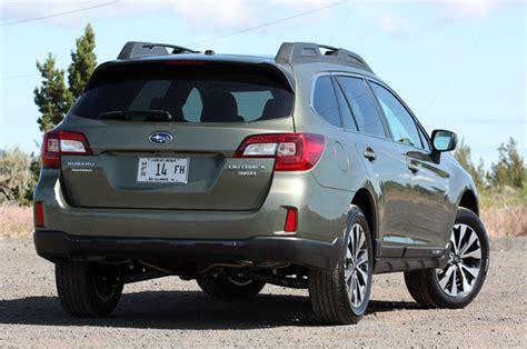 2015 subaru outback test drive 2015 subaru outback test drive ruge s subaru autoblog