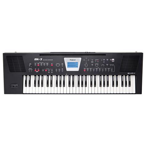 Keyboard Roland roland bk 3 bk 171 keyboard
