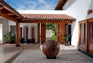 casa de co de dise 241 o espectacular en m 233 xico patios house and architecture