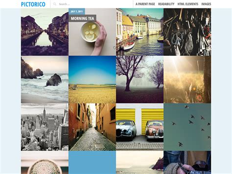 wordpress themes art gallery free 10 new free wordpress themes from may 2014