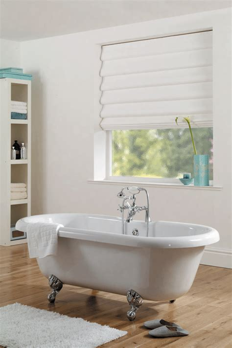 blinds for bathrooms uk bathroom blinds from oakland blinds in stevenage