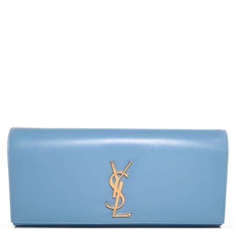 Ysl Monogram Classic Clutch 4 yves laurent monogram grain calfskin clutch bag cheap royal blue clutch bag