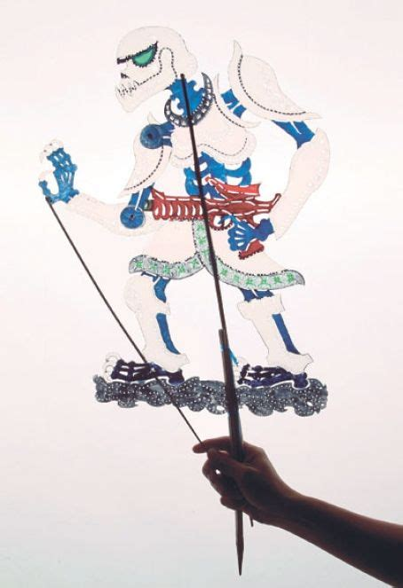 Teh Wayang 17 best images about shadow puppets on
