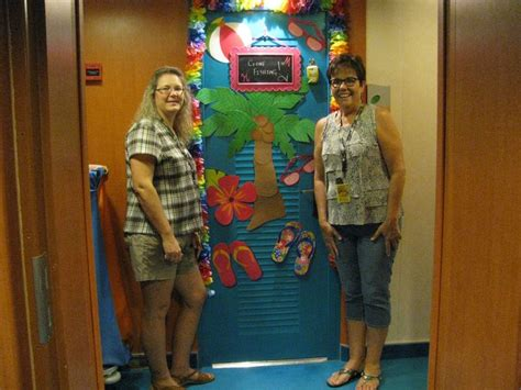 Cruise Cabin Decorations by The 19 Best Images About Cruise Door Decor On