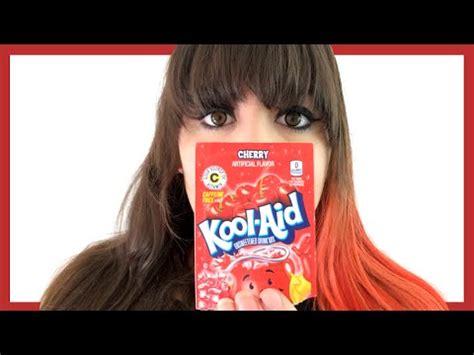 dye  hair  kool aid youtube